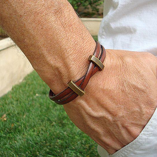 Bracelet fantaisie homme