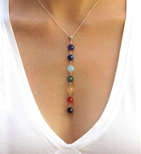 bijoux en argent et pierres semi précieuses