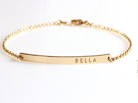 bracelet à graver