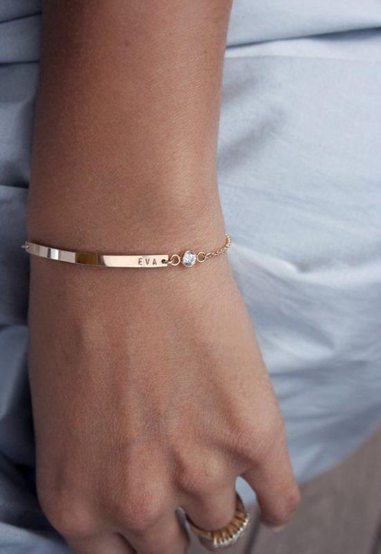 bracelet a graver