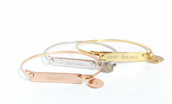 bracelet femme personnalisé