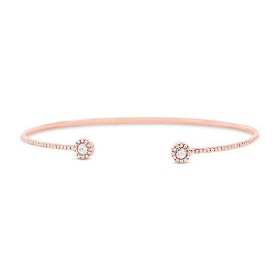 bracelet jonc or jaune