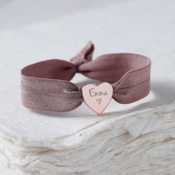 bracelet personnalisable femme