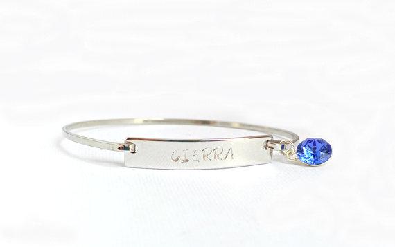 bracelet personnalisé maman