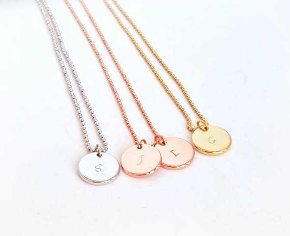 collier personnalise
