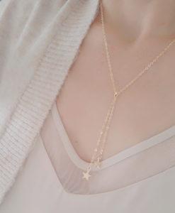 collier tendance 2018 étoiles