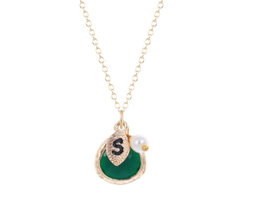 collier personnalise maman