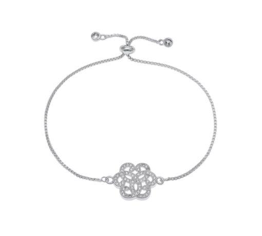 Bracelet cadeau femme- fleur
