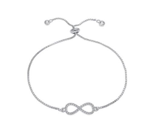 Bracelet cadeau femme- infini