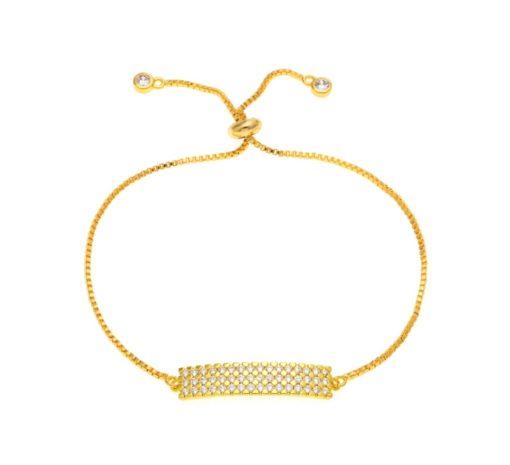 Bracelet femme original- strass