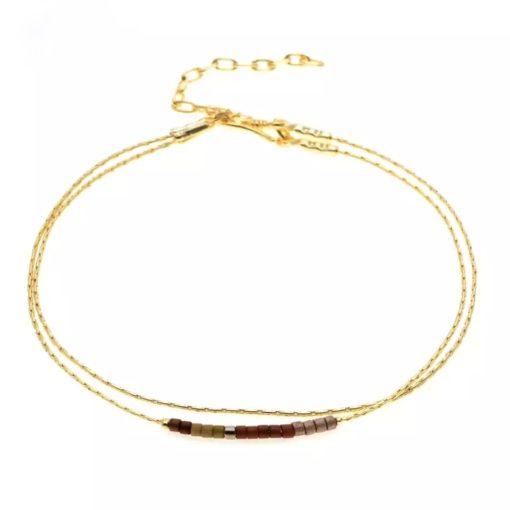 Petit bracelet chaine fine