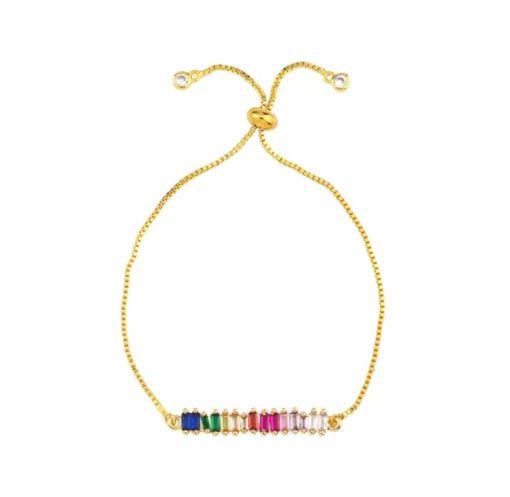 Bracelet tendance 2020- multicolore