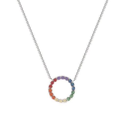 Collier tendance 2020 -pendentif geometrique