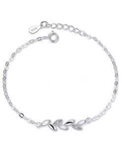 Bracelet minimaliste oxyde de zirconium